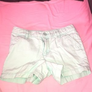 Other - Mint green girl shorts